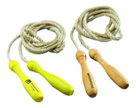Skipping rope, jump rope, wooden handle, , wood product, wooden accessorie, wood product, e+m Holzprodukte, e+m, e + m, FSc wood, FSC-wood, FSC-certified wood,